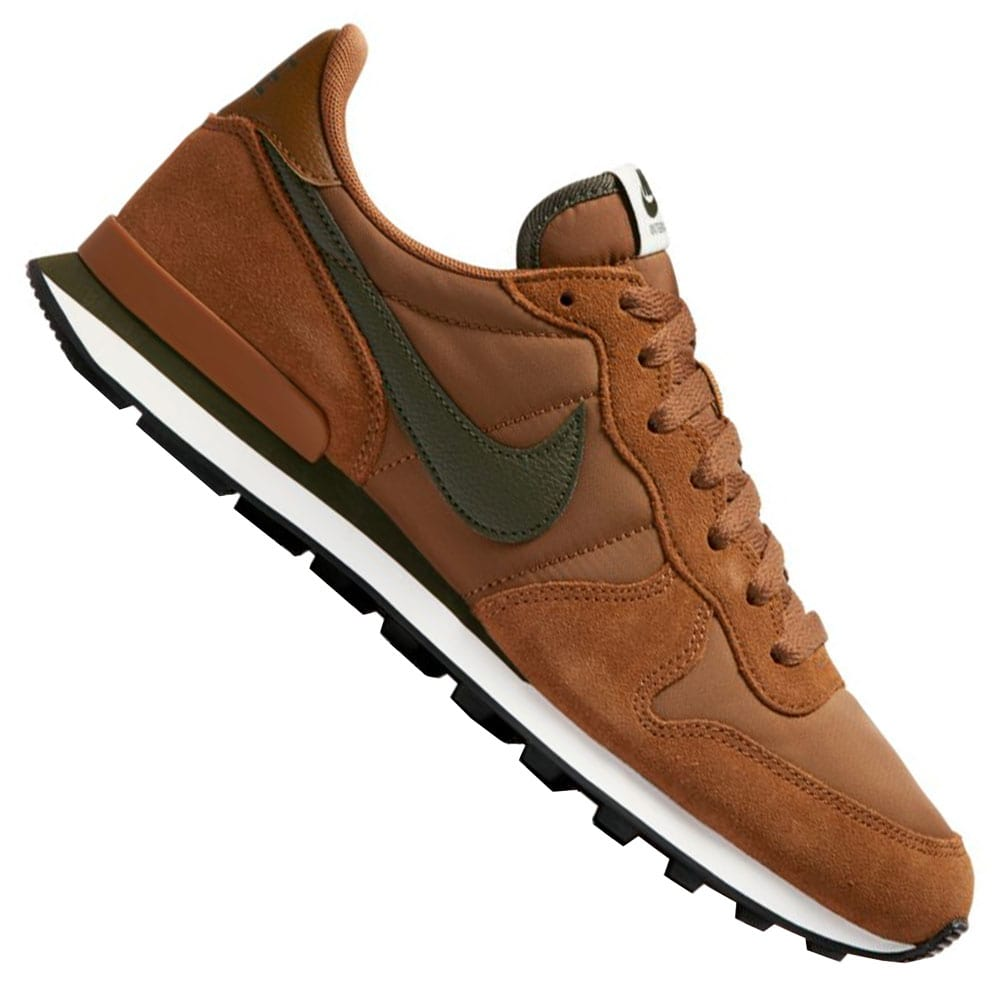 super popular 53ffe ba381 Nike Internationalist Herren-Sneaker Ale Brown CargoKhaki-Sail
