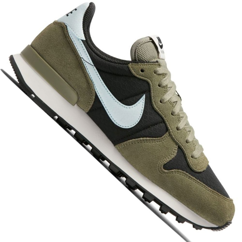 Nike Internationalist Damen-Sneaker Black/Glacier Blue-Palm | Fun ...