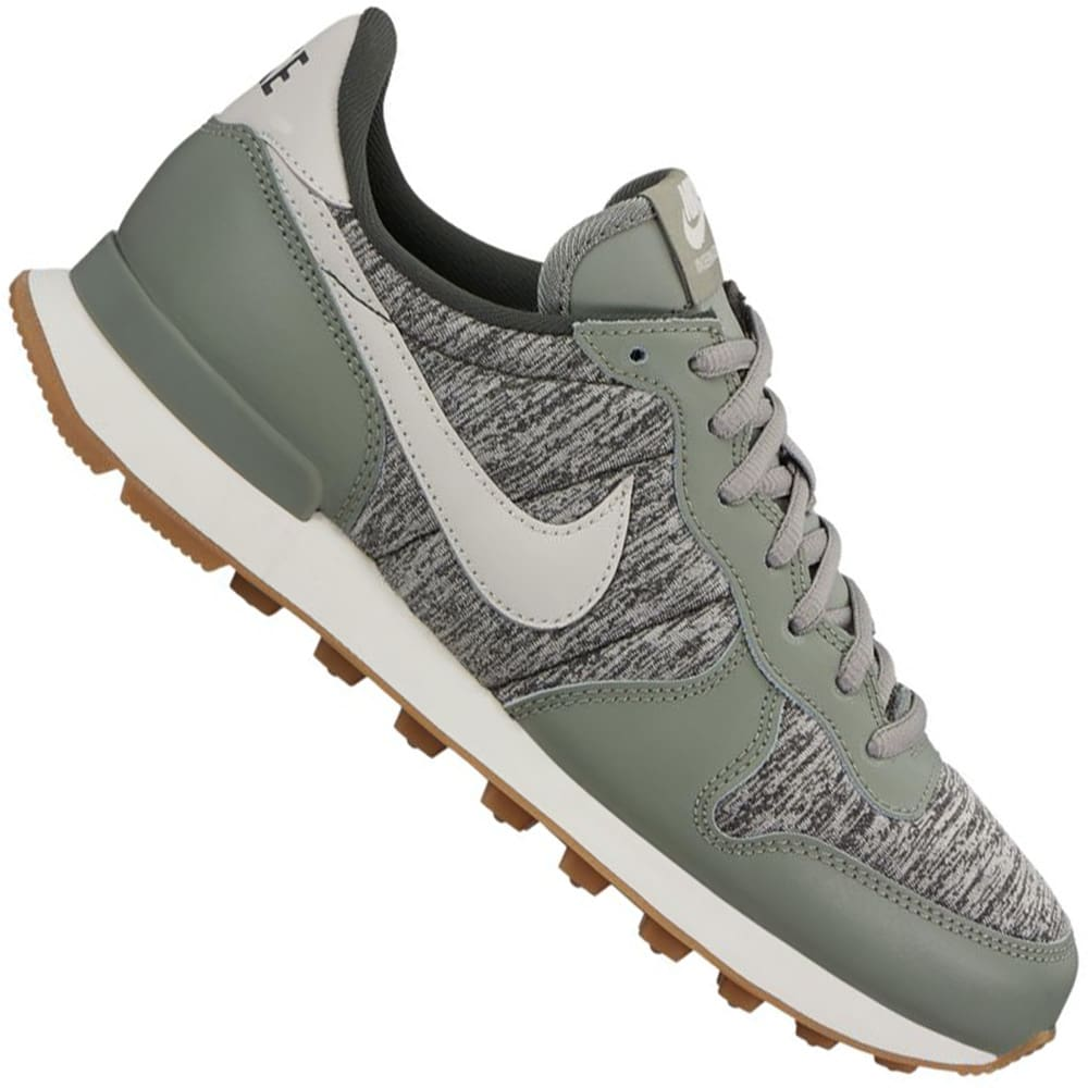 Nike Internationalist Damen-Sneaker Dark Stucco