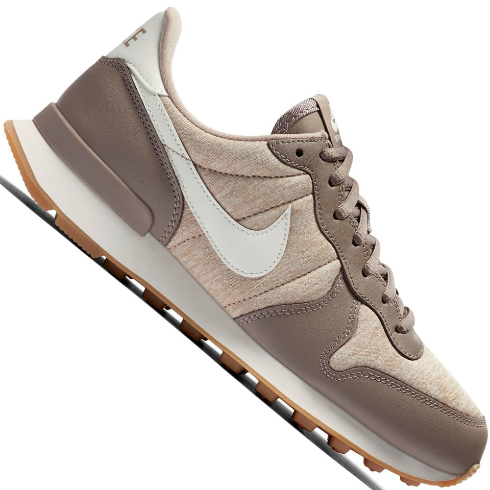 Nike Internationalist Damen-Sneaker White/Cool Grey 37.5