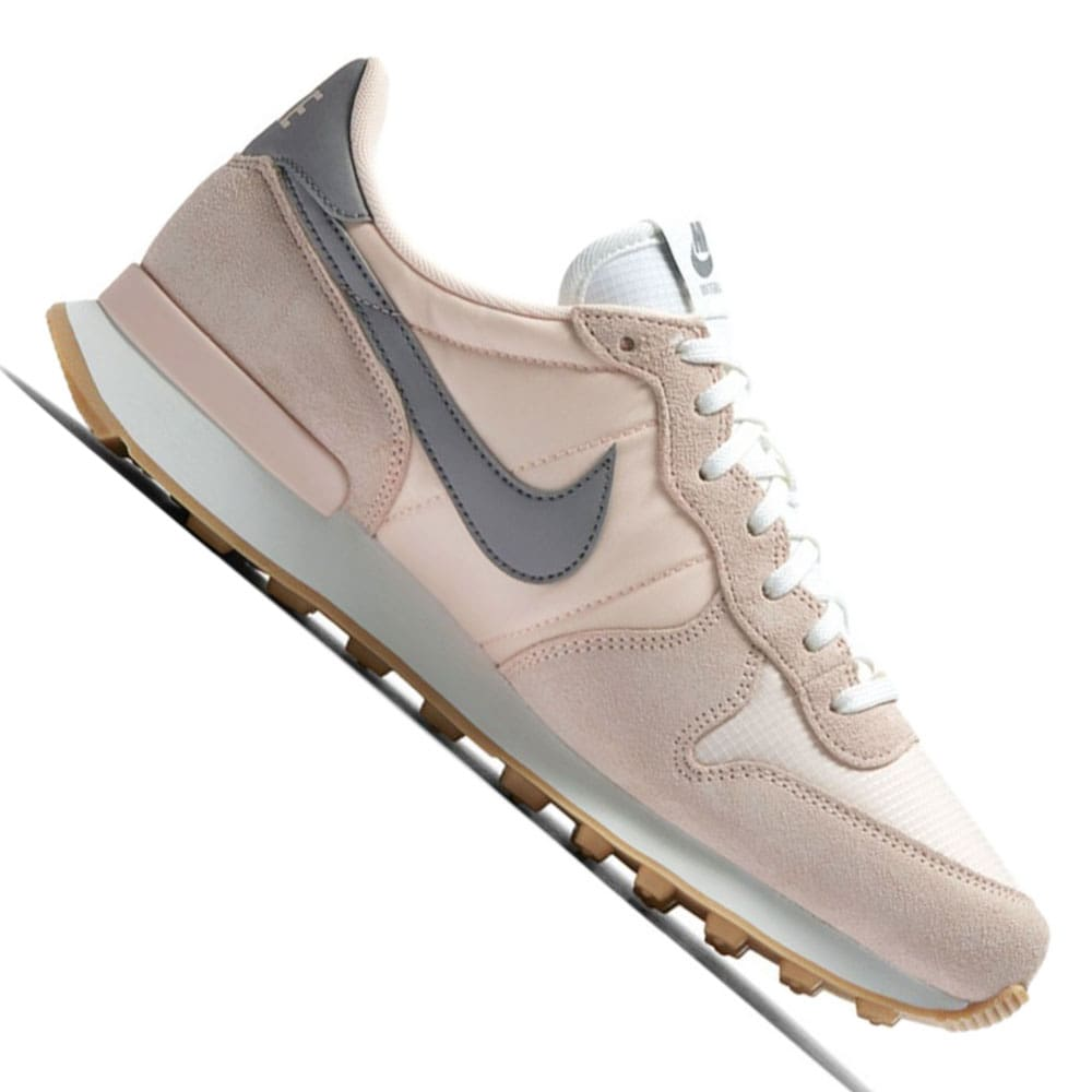 the best attitude 24742 1dbef reduced nike internationalist damen sneaker sunset tint cool grey 05bb6  a1603