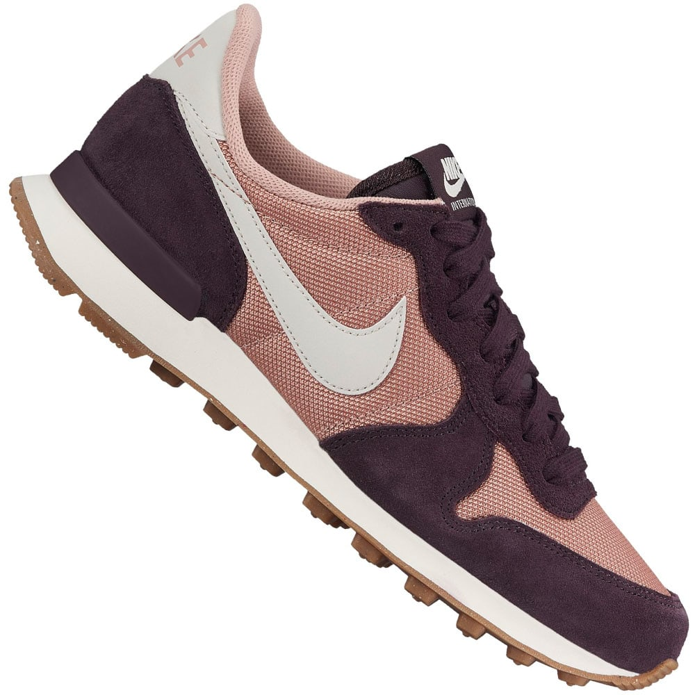good texture later details for cheapest nike internationalist light rosa 94d73 ffd3b