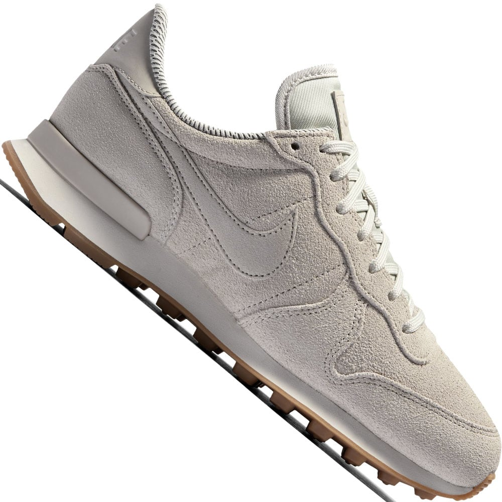 Nike Internationalist Damen-Sneaker Light Bone/Phantom