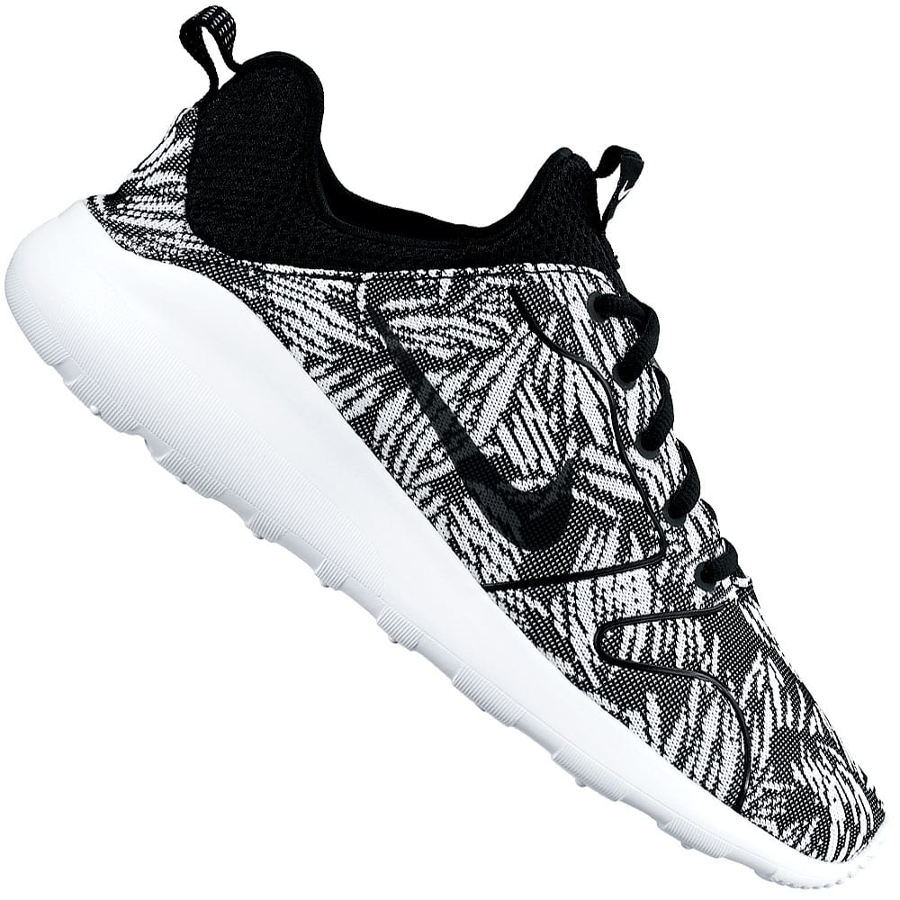 nike kaishi 2 0 jacquard herren sneaker black white fun sport vision. Black Bedroom Furniture Sets. Home Design Ideas