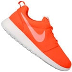Nike Roshe One Damen-Sneaker Crimson/White