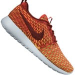 Nike WMNS Roshe One Flyknit Damen-Sneaker Team Red/Bright Crimson