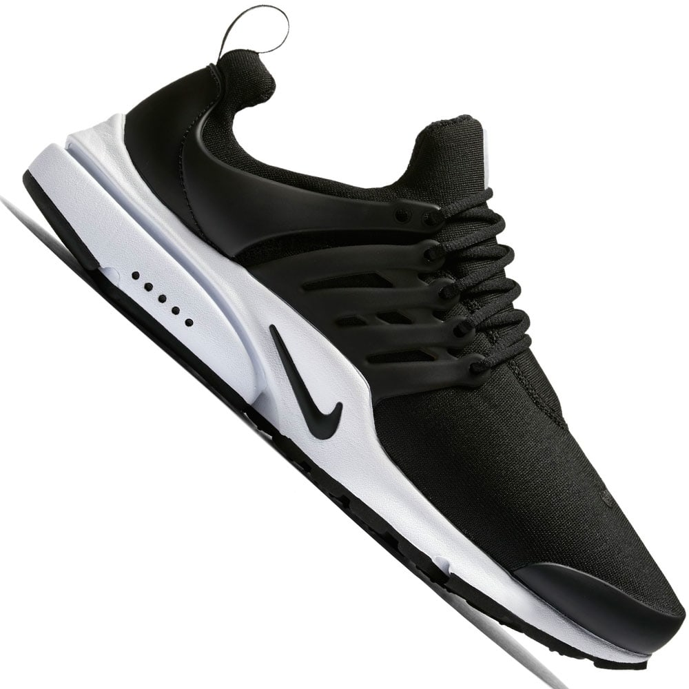 Nike Air Presto Essential Herren-Sneaker Black/Black-White | Fun ...