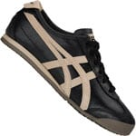 Onitsuka Tiger Mexico 66 Unisex-Sneaker Black/Feather Grey