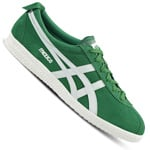 Onitsuka Tiger Mexico Delegation Unisex-Sneaker Green/White