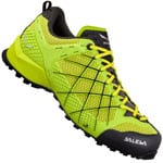 Salewa MS Wildfire Herren-Wanderschuhe Cactus/Black Out