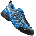 Salewa MS Wildfire Vent Wanderschuhe 2715 Walnut/Mayan Blue