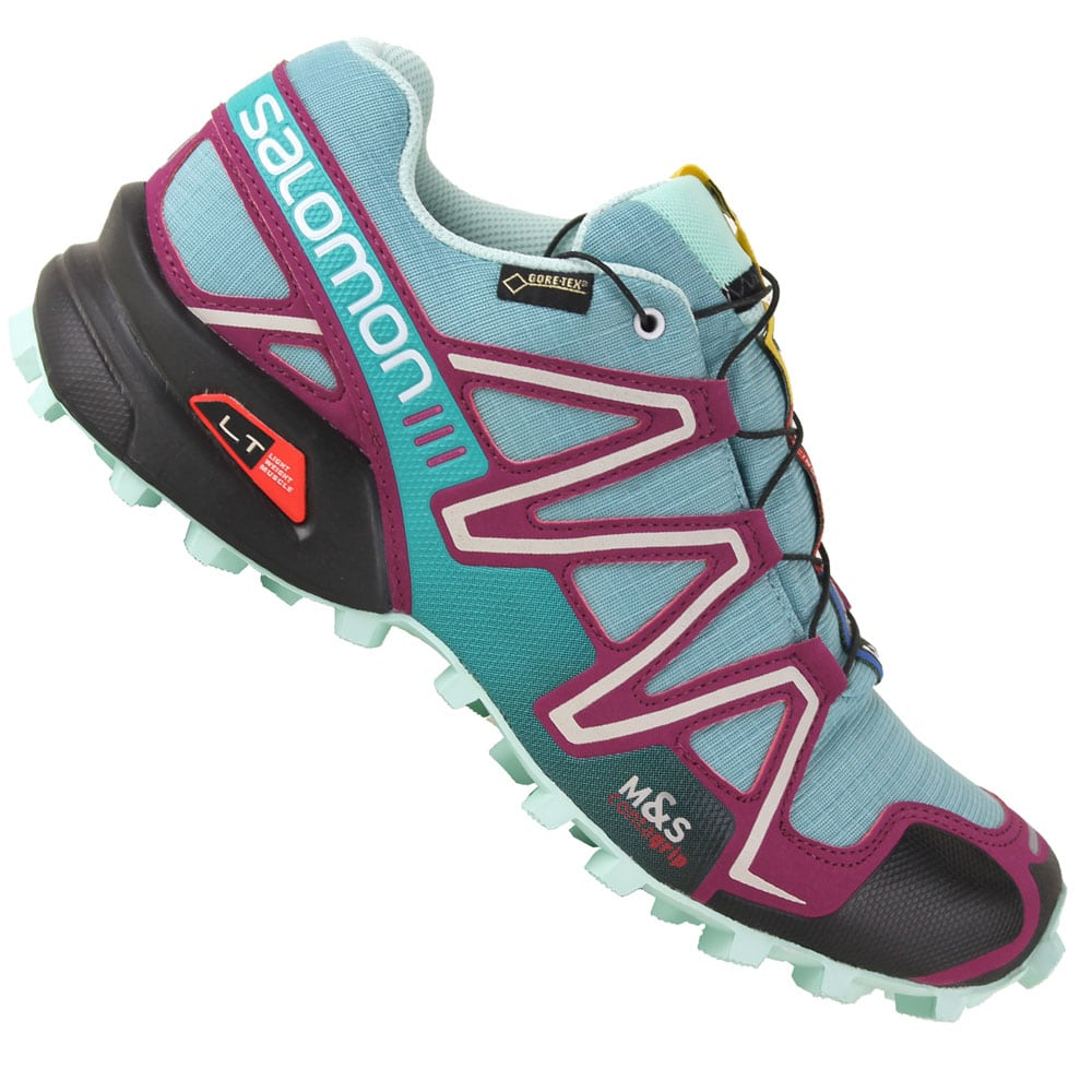 Salomon Speedcross 3 GTX Outdoorschuhe 2015