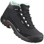Salomon Shelter CSWP Damen-Winterschuhe Black/Eggshell Blue