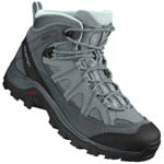 Salomon Authentic LTR GTX Damen-Wanderschuhe Le/Stormy Weather