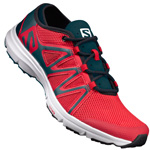 Salomon Crossamphibian Swift Herren Laufschuhe Barbardos Cherry