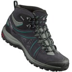 Salomon Ellipse 2 Mid LTR GTX Damen-Wanderschuhe Phantom/Gray/Blue
