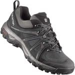 Salomon Evasion Leather Herren-Wanderschuhe Black/Autobahn