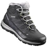 Salomon Kaina CS WP Damen-Winterschuhe Black/Asphalt/Flashy-X