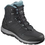 Salomon Kaina MID GTX Damen-Winterschuhe Phantom/Black