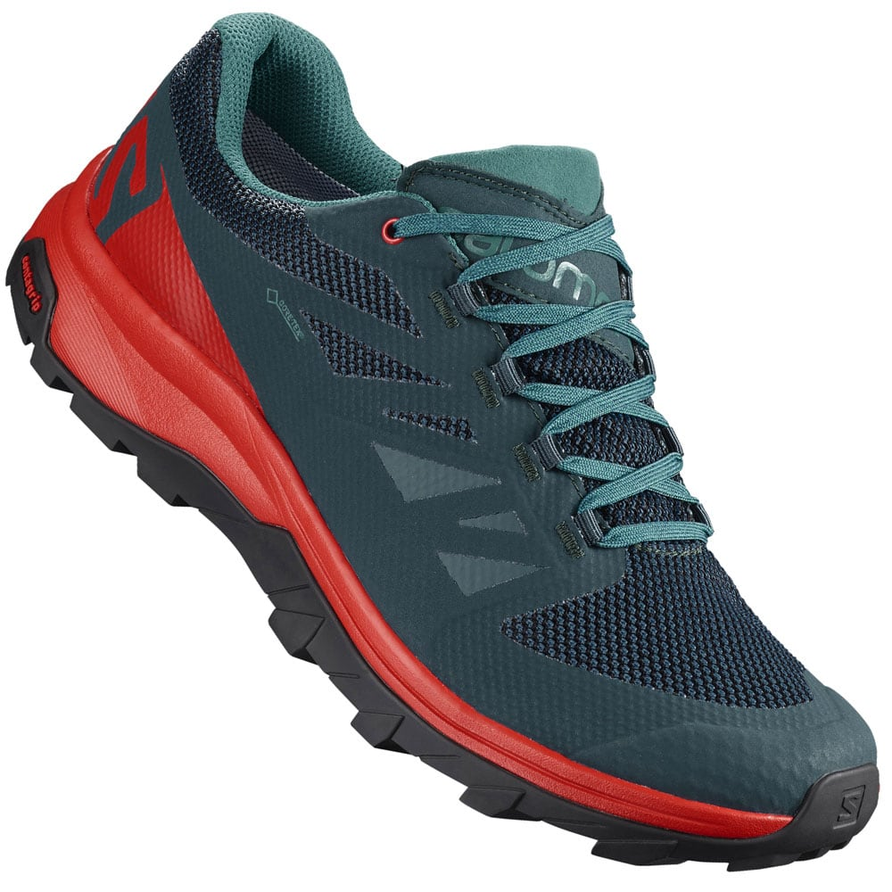Salomon Outline GTX Wanderschuhe Ebonys | Fun Sport Vision