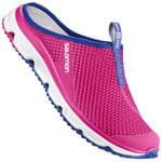 Salomon RX Slide 3 Damen-Clogs Pink Yarrow