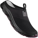 Salomon RX Slide Damen-Pantoletten Black/Purple