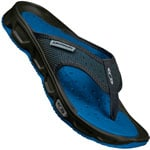 Salomon RX Break Herren-Schlappen Black/Imperial Blue