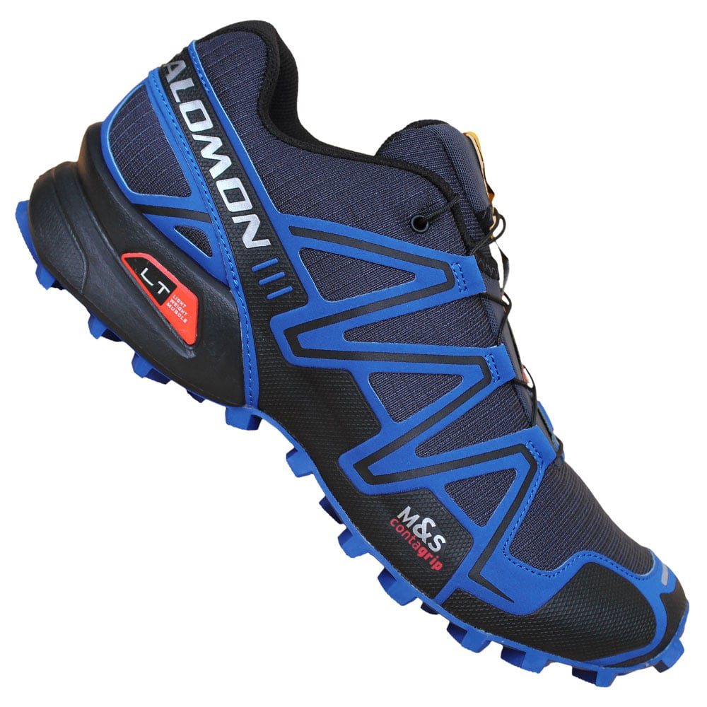 salomon speedcross 3 running 327841 deep blue fun sport vision. Black Bedroom Furniture Sets. Home Design Ideas