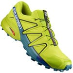 Salomon Speedcross 4 Herren-Laufschuhe Acid Lime