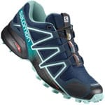 Salomon Speedcross 4 Woman Trail-Laufschuhe Poseidon