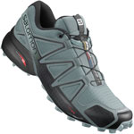 Salomon Speedcross 4 Herren-Trail-Laufschuhe Stormy Weather