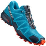 Salomon Speedcross 4 Herren-Trail-Laufschuhe Fjord Blue