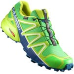 Salomon Speedcross 4 GTX Herren-Laufschuhe Lime/Green