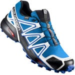 Salomon Speedcross 4 GTX Herren-Laufschuhe Indigo/Black/White