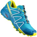 Salomon Speedcross 4 Herren-Laufschuhe Hawaiian Surf