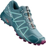 Salomon Speedcross 4 Woman Trail-Laufschuhe Bluestone