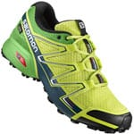 Salomon Speedcross Vario GTX Herren-Laufschuhe Lime Punch