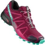 Salomon Speedcross 4 Woman Trail-Laufschuhe Beet Red