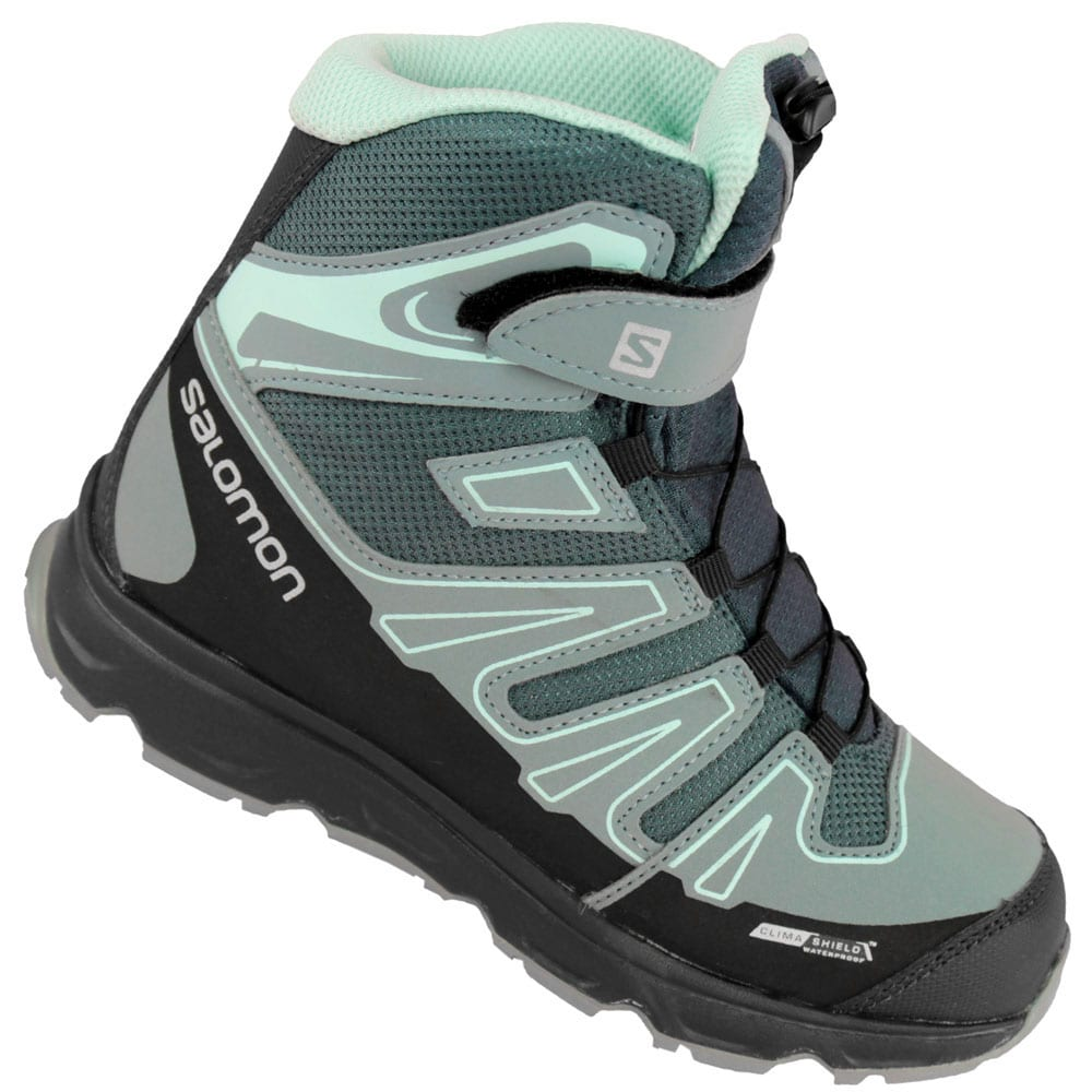 save off 52180 f6d0c Salomon Synapse Winterschuhe 2017