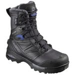 Salomon Toundra Pro CSWP Damen-Winterstiefel Phantom/Black/Amparo Blue