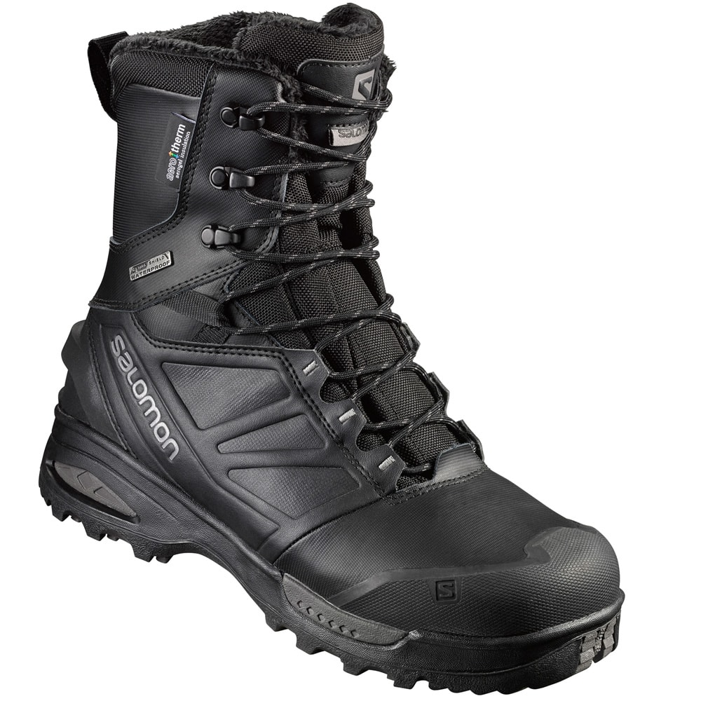 best website 2980c f41c2 Salomon Toundra Winterstiefel 2017