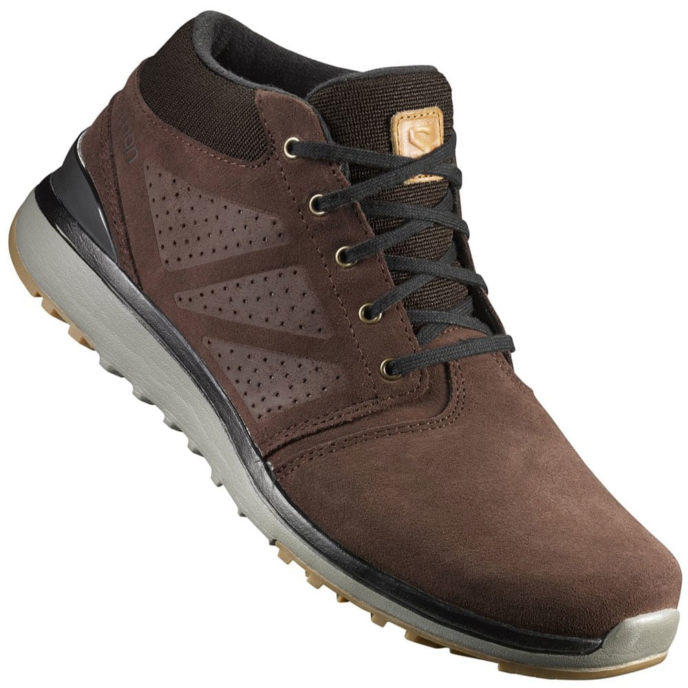 salomon utility chukka ts herren winterschuhe trophy brown fun sport vision. Black Bedroom Furniture Sets. Home Design Ideas