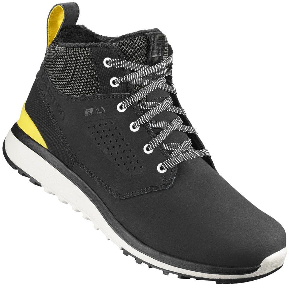 Details about Salomon Utility Freeze Cswp Mens Winter Shoes Walking Boots Boots Boots