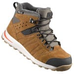 Salomon Utility TS CSWP Kinder-Winterschuhe Swamp/Rawhide Leather