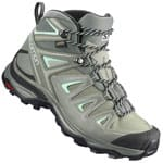 Salomon X Ultra 3 MID GTX Damen-Wanderschuhe Shadow/Castor Gray