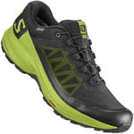 Salomon XA Elevate GTX Herren-Laufschuhe Black/Lime Green