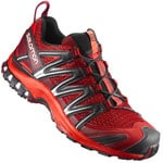 Salomon XA Pro 3D Herren-Sportschuhe Fiery Red/Black