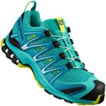 Salomon XA Pro 3D Woman Damen-Laufschuhe Bluebird