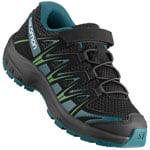 Salomon XA Pro 3D Kids Black Deep Lagoon