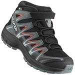 Salomon XA PRO 3D MID CSWP Kleinkind-Winterschuhe Black/Storm Weather